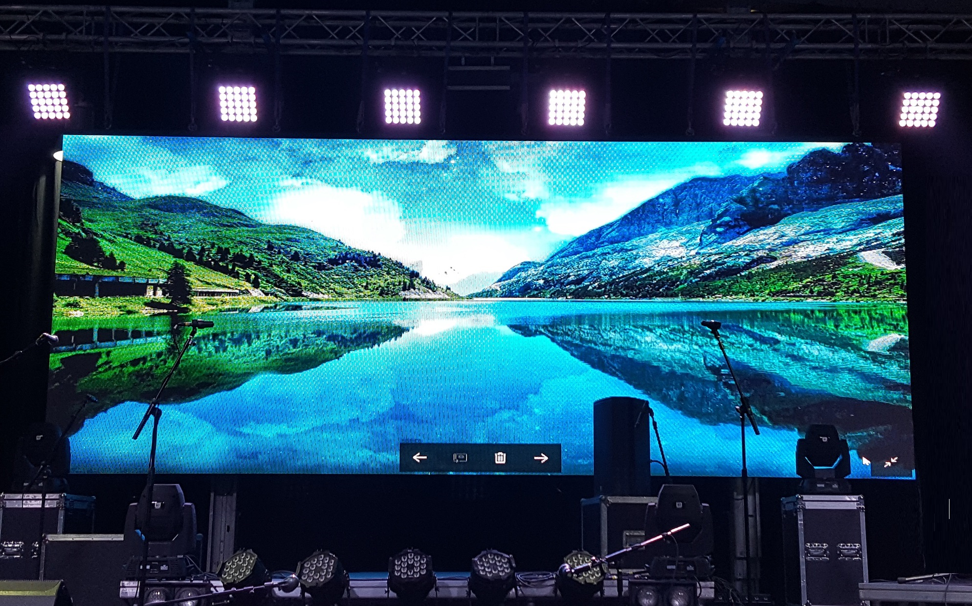 led screen rental sound hire lighting hire stage hire led screen hire. Black Bedroom Furniture Sets. Home Design Ideas